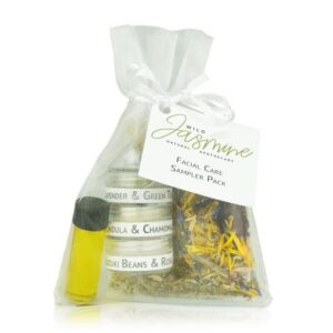 Wild Jasmin Face Care (Sample Pack)